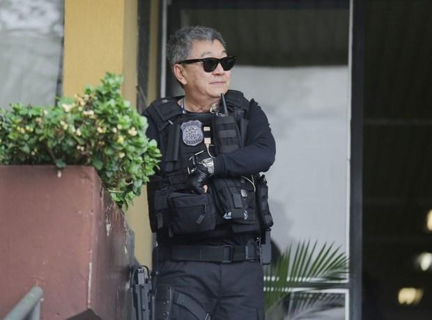 """""""Japonês da Federal"""" é preso pela PF em Curitiba"""