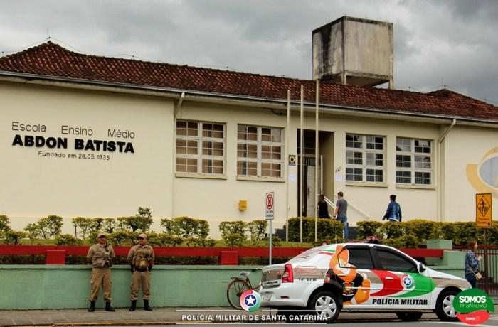 Vereadores são detidos em Jaraguá do Sul entre outras ocorrências neste domingo