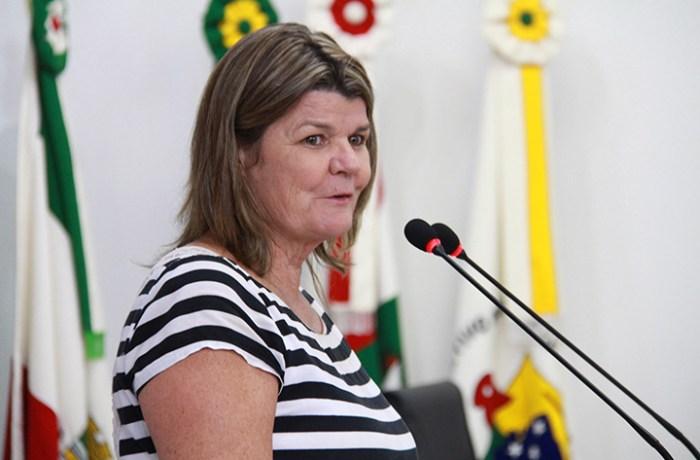 Vereadora lamenta votação das mulheres