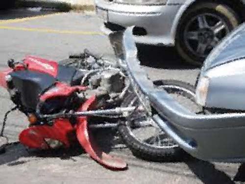 Seis acidentes com motocicletas são registrados nas últimas horas em Jaraguá do Sul