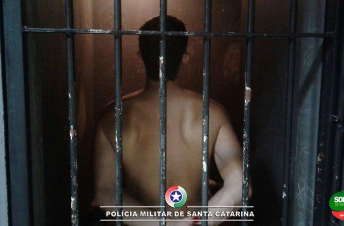 Preso acusado por tentativa de homicídio no bairro João Pessoa