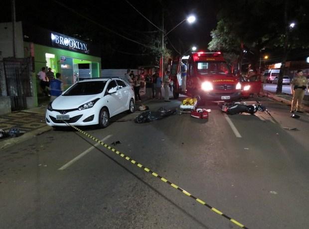 Motorista do Samu descobre que filho está morto ao atender acidente no PR