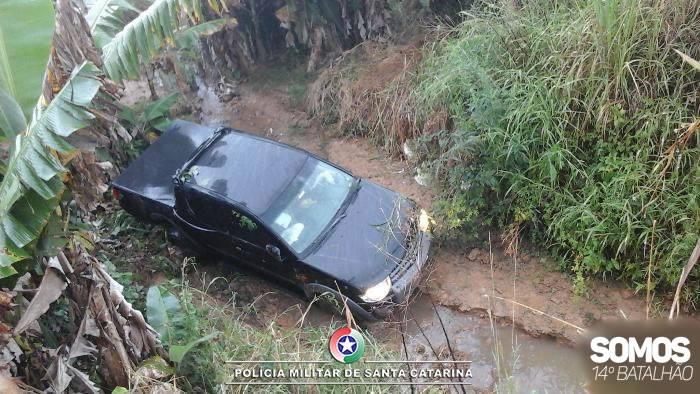Picape L200 furtada em Balneário é recuperada em Jaraguá do Sul