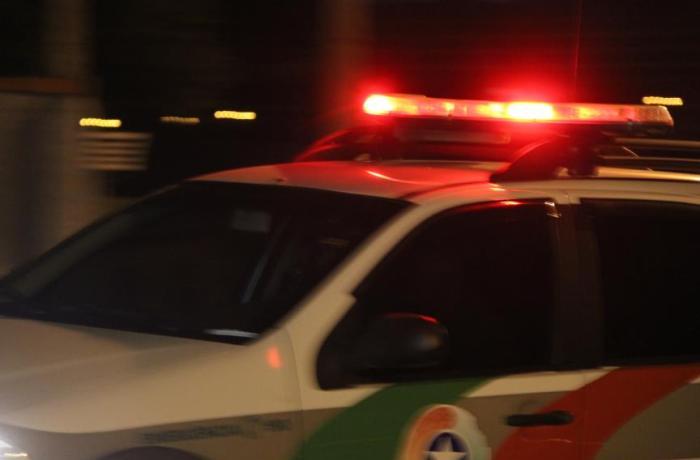 Ladrões obrigaram vítima de assalto a correr em Guaramirim