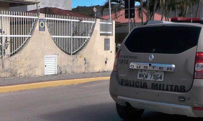 Vigilância Sanitária encontra preparação clandestina de cadáveres em Itapema