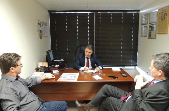 Prefeito Gottardi garante recursos para realização do Bananalama em Corupá