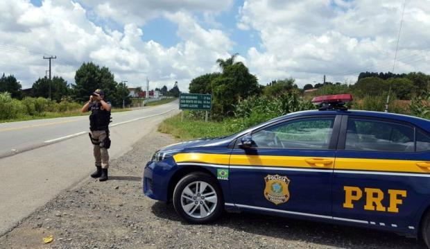 Polícias fazem operação nas estradas de SC durante o feriadão de Corpus Christi