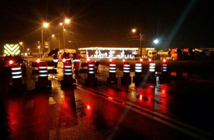 Rodovias seguem com interdições em SC nesta quinta-feira