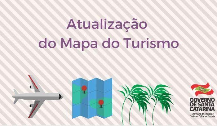 Atualização do Mapa do Turismo: prazo para envio das informações termina na próxima semana