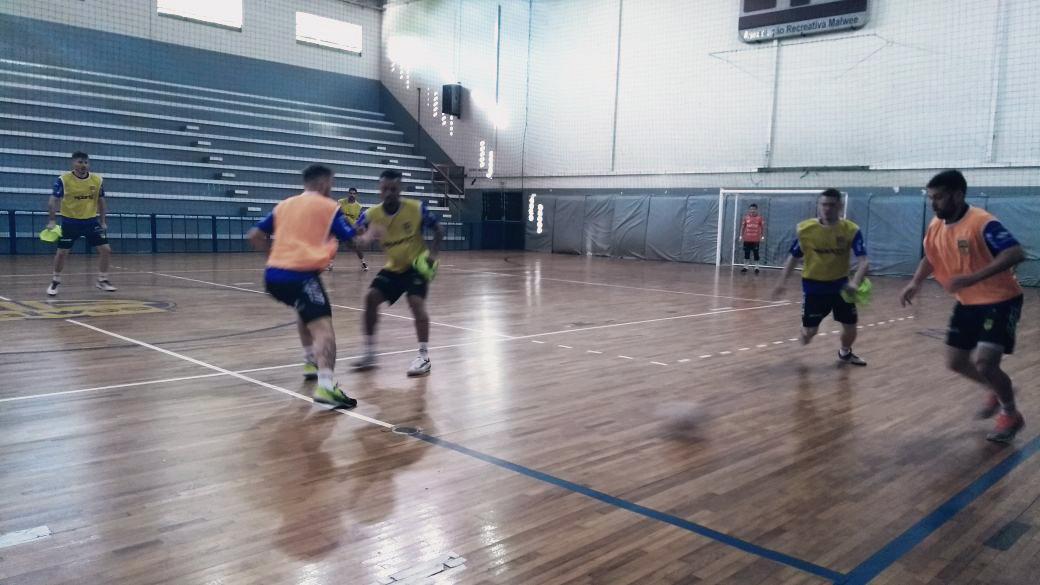 jaragua futsal estadual