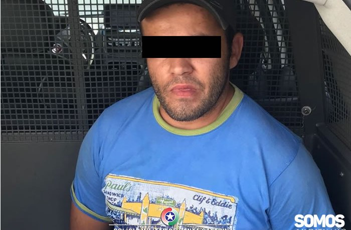 Condenado por estupro é capturado em Jaraguá do Sul