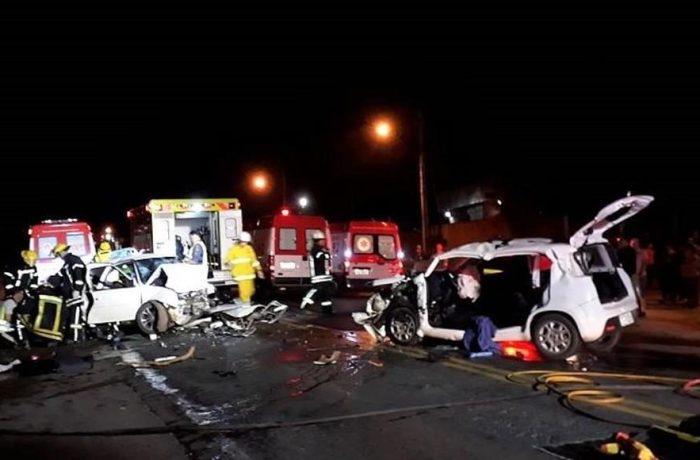 Jovem morre em acidente na BR-470, em Indaial