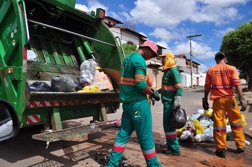 Coleta de lixo é novamente suspensa em Jaraguá do Sul