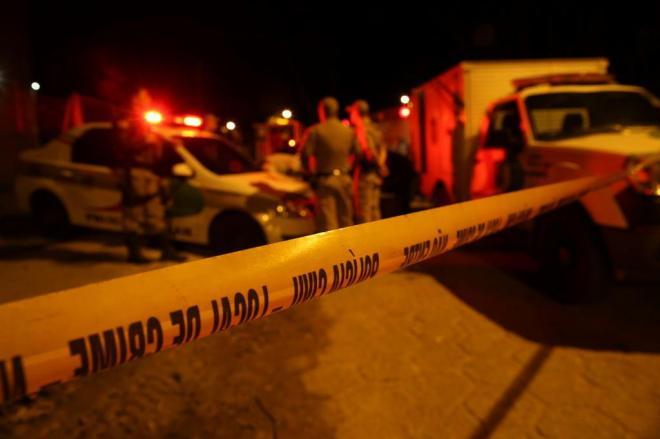 Em SC, 1º semestre tem queda nos homicídios e roubos; mortes em confronto com policiais aumentam