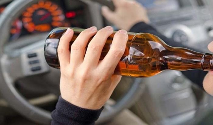 Após fugir do local de acidente, motorista embriagado é preso em Jaraguá do Sul