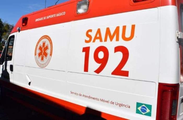 Homem é atropelado por trem em Guaramirim