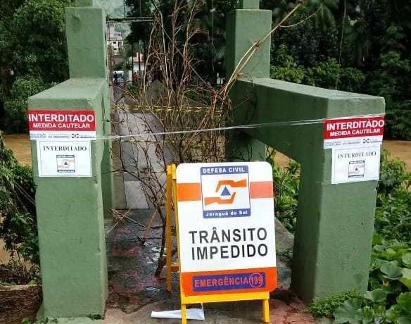 Foto: Defesa Civil/Divulgação
