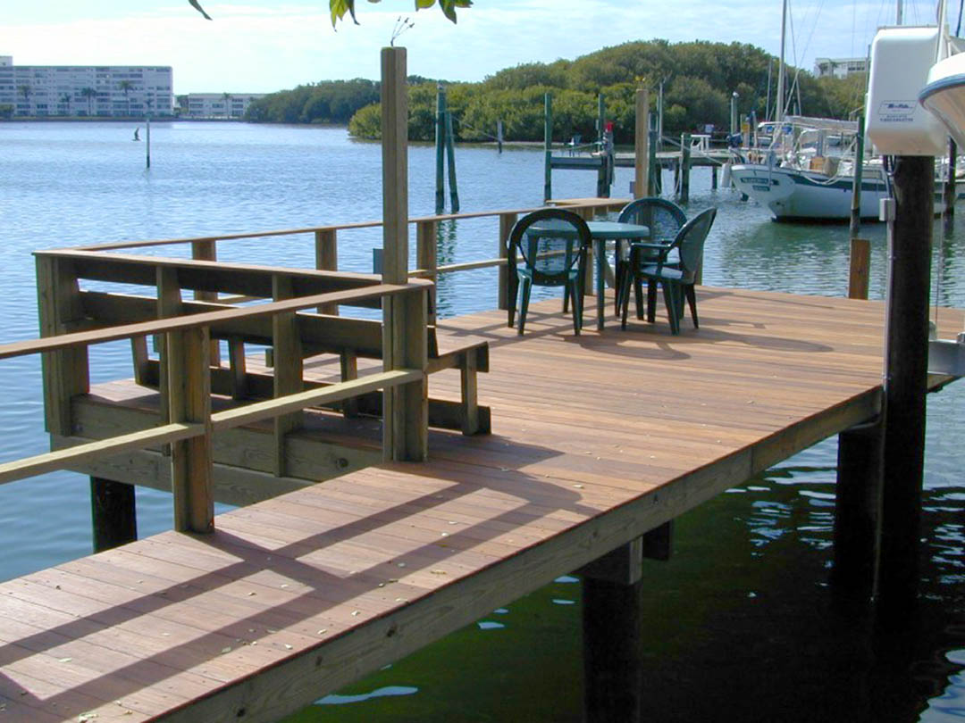 Restaurant Supply Long Island Blue Star Mahogany Decking