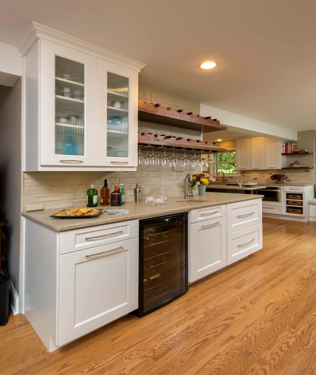 Restaurant Supply Long Island Wolf Designer Custom Cabinetry
