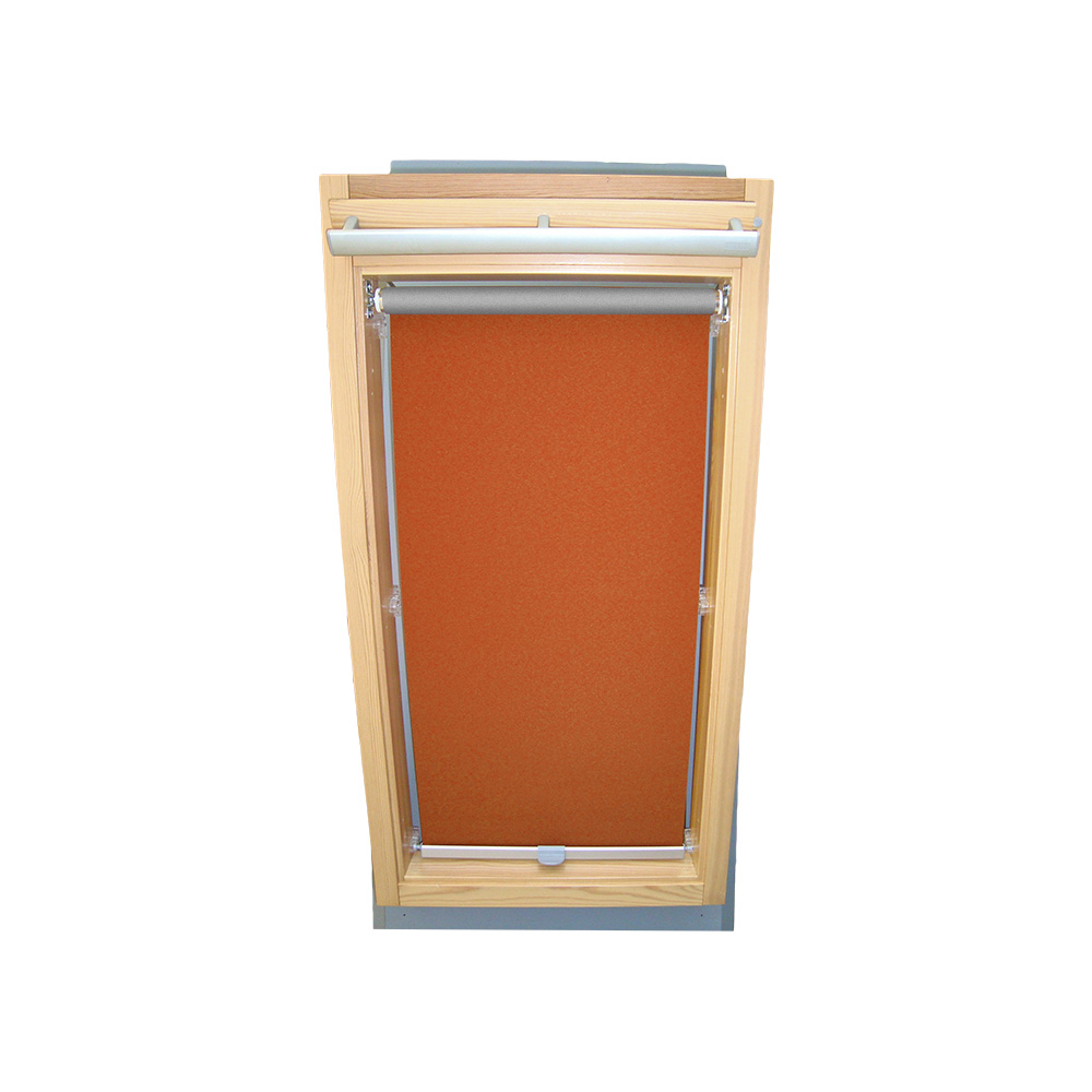 Thermo Rollo Dachfenster Rollo Abdunkelung Thermo Für Braas Dachfenster Ba Da Terracotta