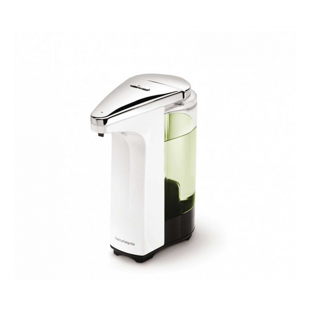 Small Automatic Soap Dispenser Simplehuman Compact Touch Free Sensor Soap Pump Automatic