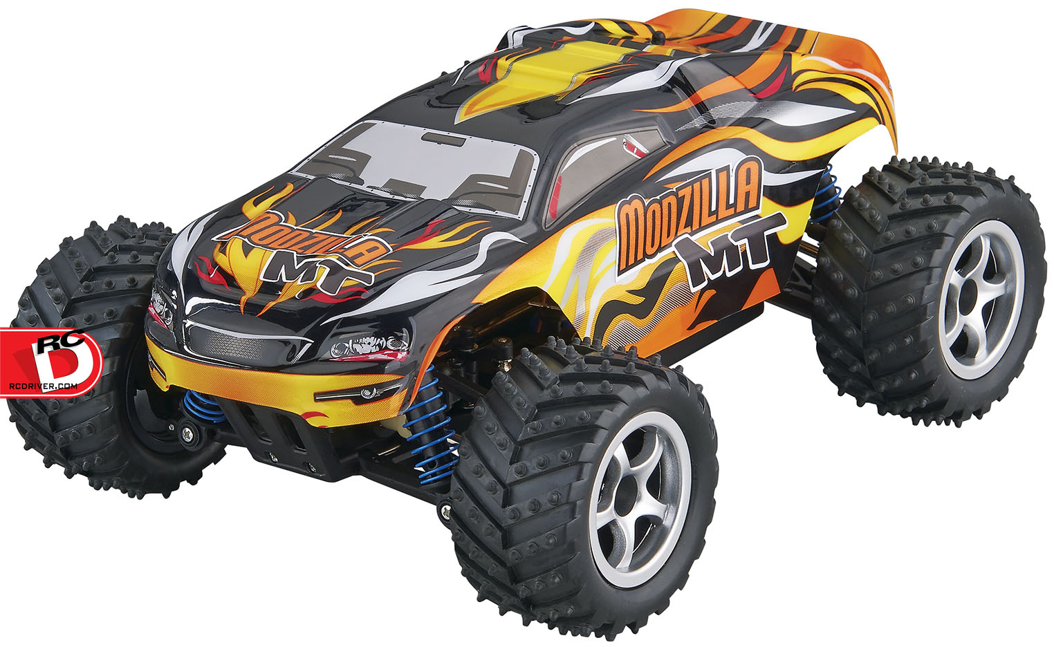 Rtr Rc Trucks Electric Revell 1 18 Modzilla Mt Rtr