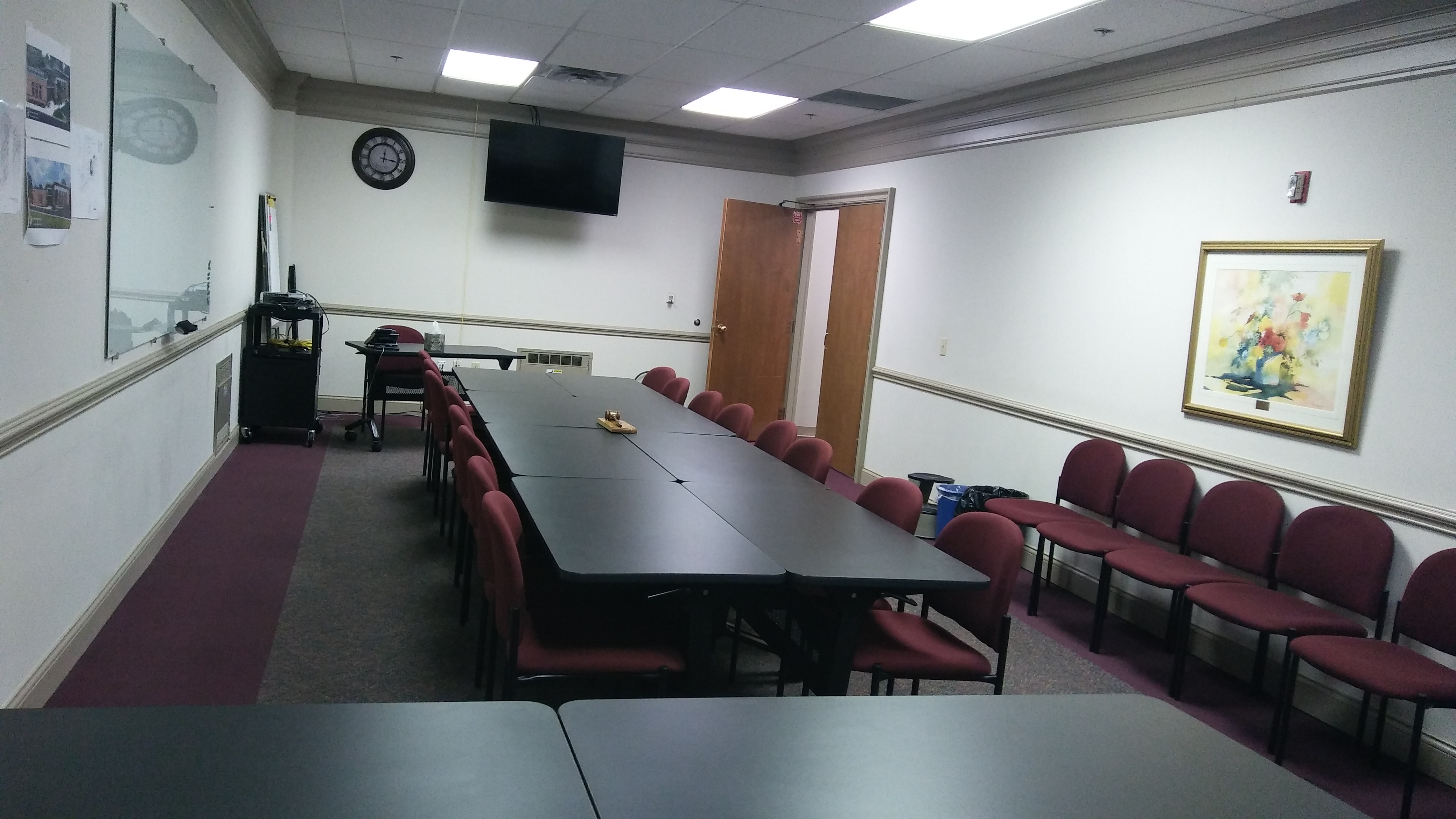 Meeting Room Tables Room Bookings