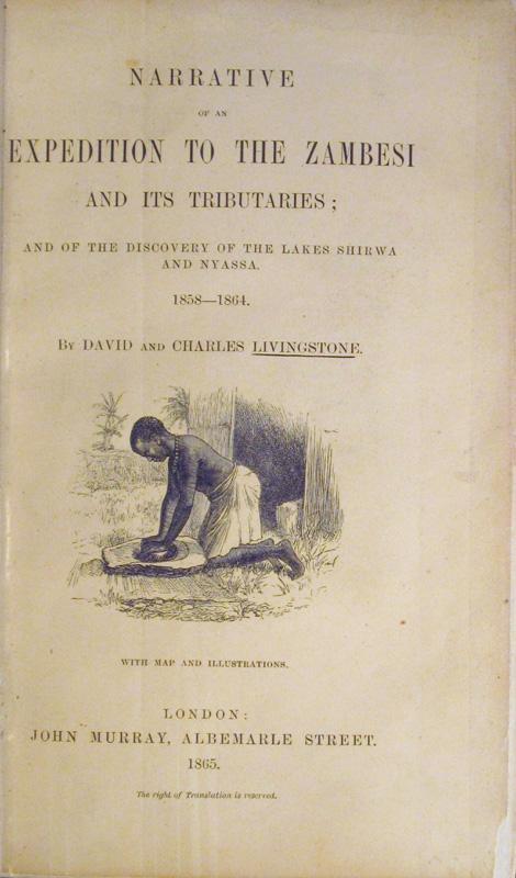 Dr David Livingstone - An Introduction