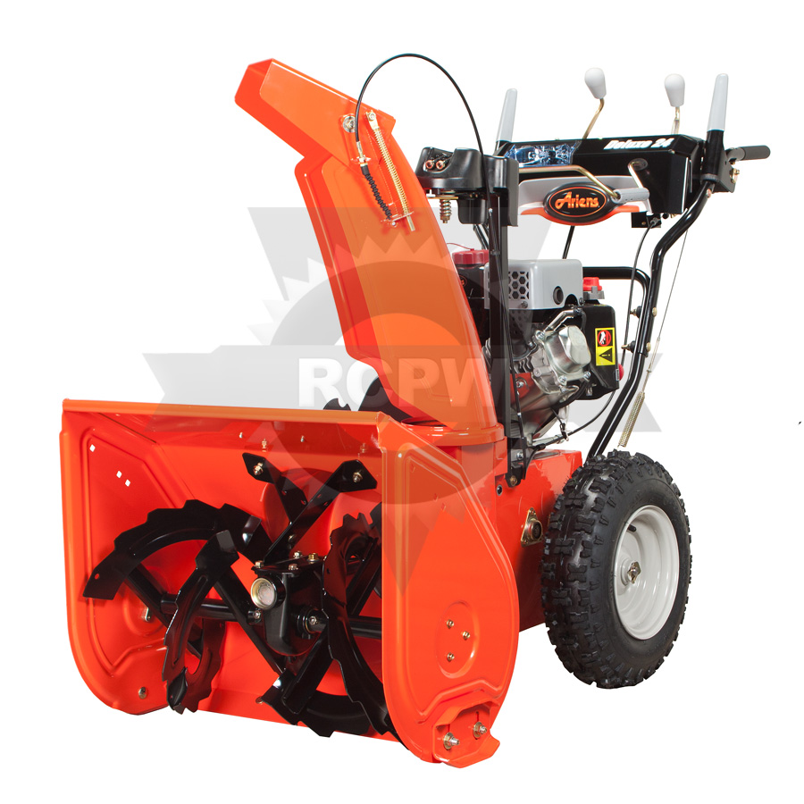 Ariens 921024 Deluxe 24 Electric Start Snowblower 1 099 99 - Ariens Snow Thrower