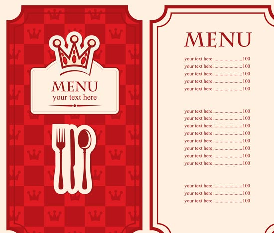 Trends in Restaurant Menu Design - Restaurant  Cafe Supplies Online