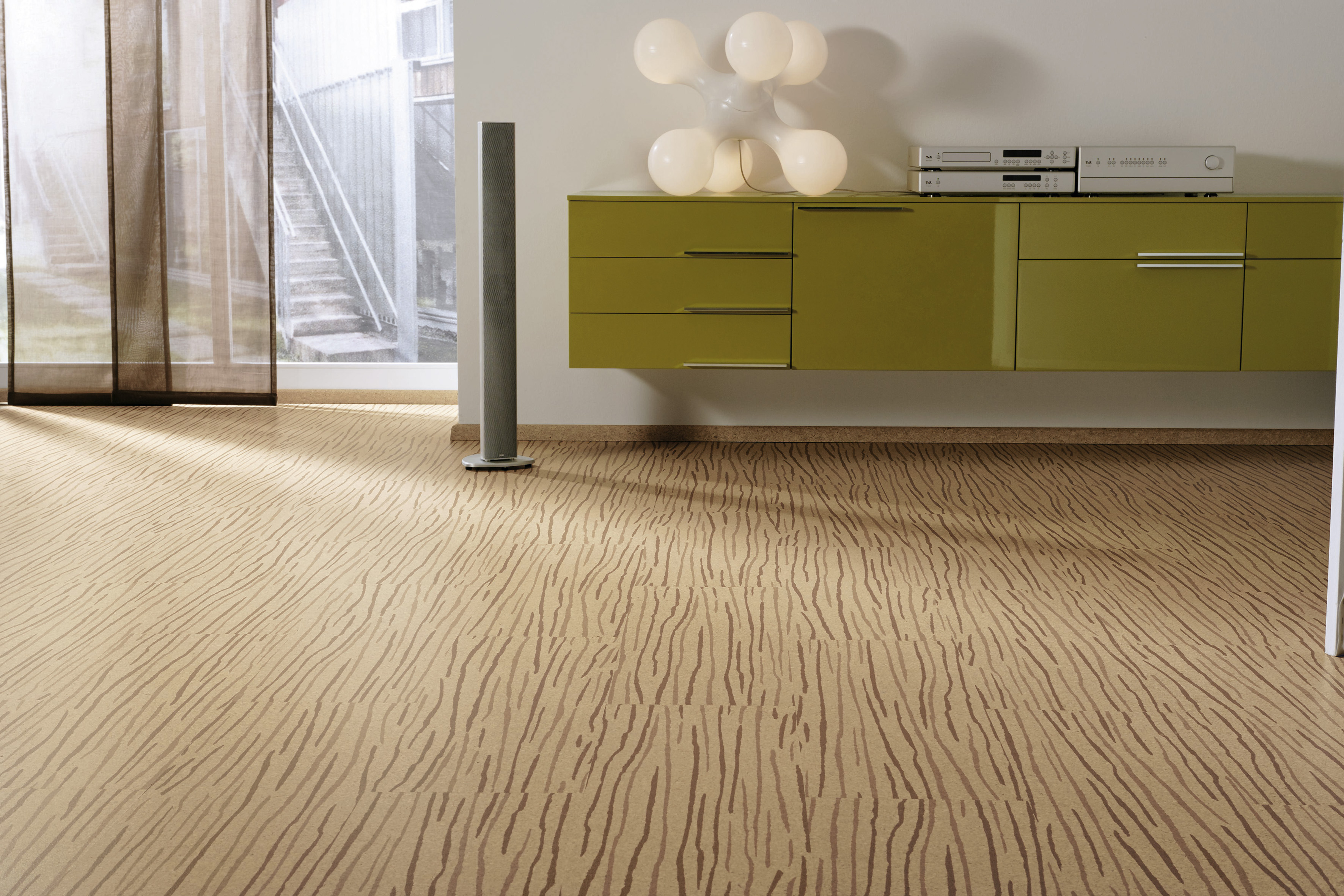 modern cork flooring cork flooring kitchen Flooring Interiors Home Design