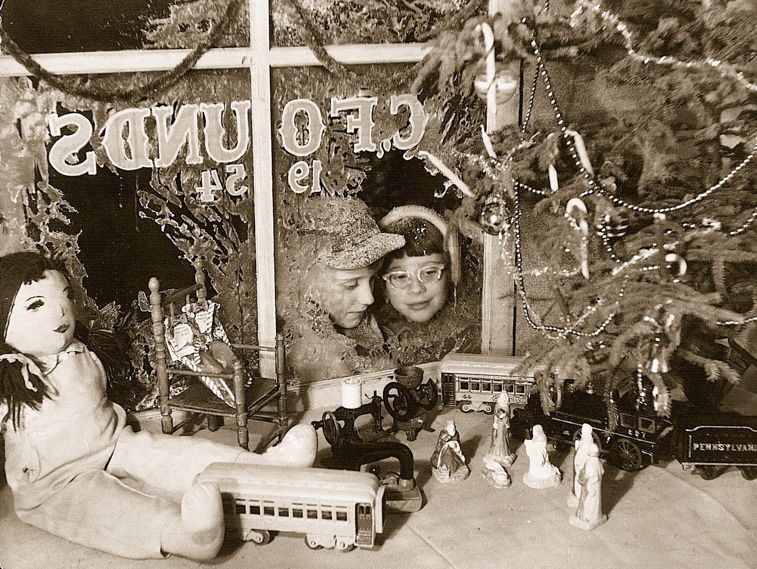 Vintage Fotos Rare, Vintage Christmas Photos | Reader's Digest