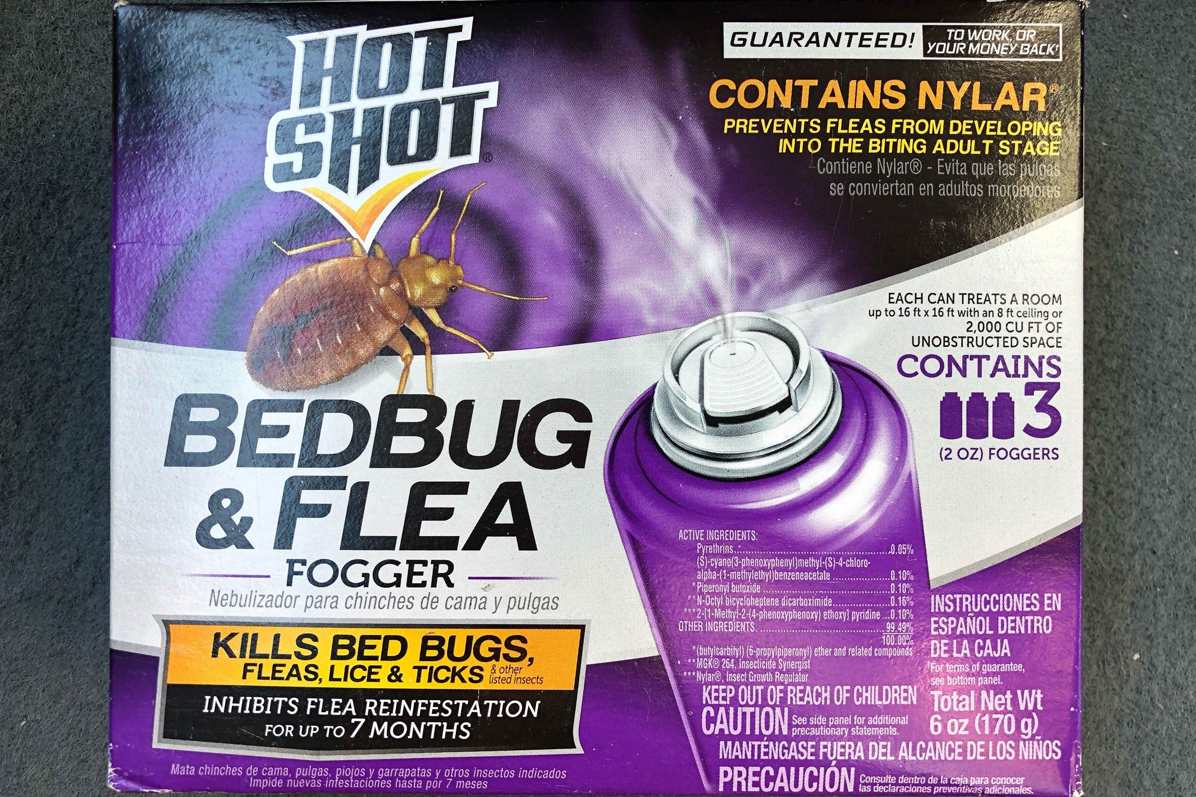 Sprays For Bed Bugs Why Bed Bug Sprays Don T Work Reader S Digest