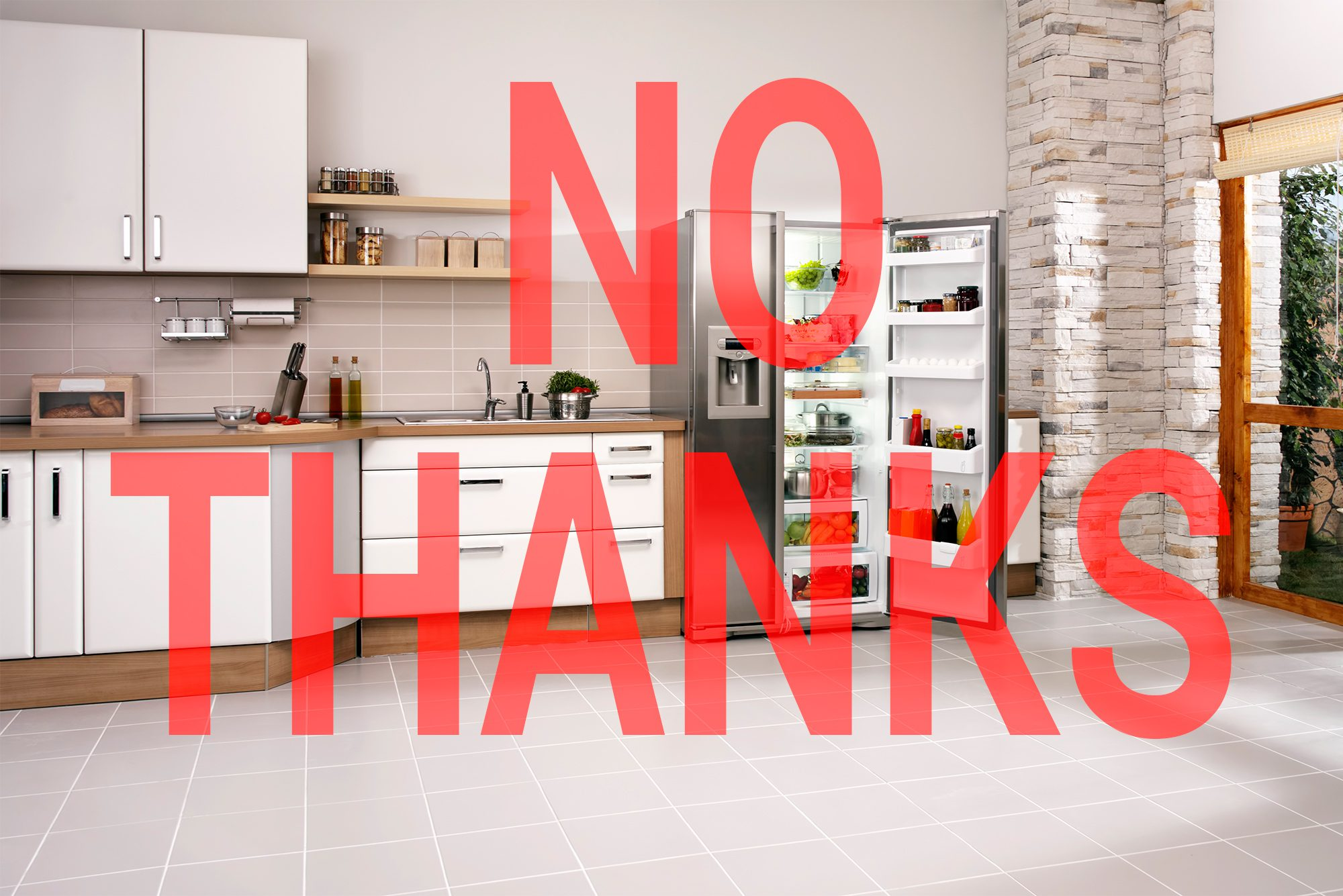 Kitchen Design Open Plan Why Open Kitchens Are Bad And Closed Kitchens Are Good Realtor