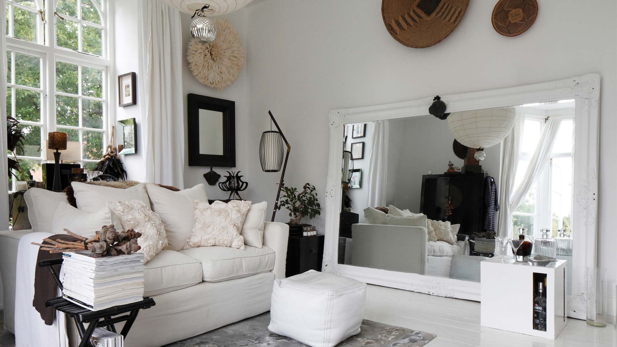 Huge Mirror Mirror Decorating Ideas For Every Room In Your Home Realtor