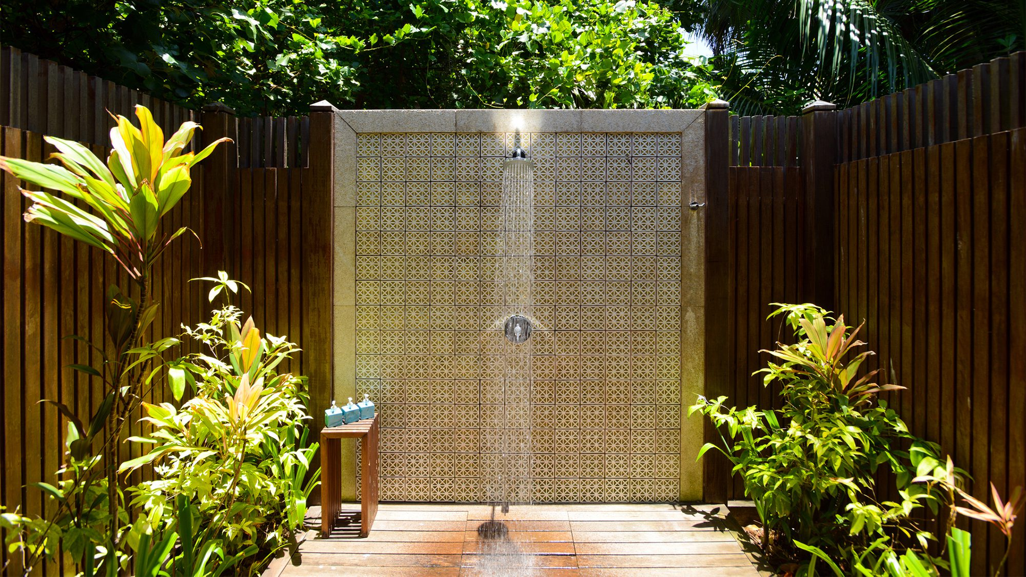Backyard Shower Pros And Cons Of An Outdoor Shower Realtor