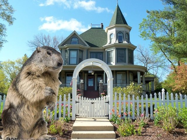 Bed And Breakfast From Groundhog Day Movie For Sale - Bed And Breakfast For Sale Alberta
