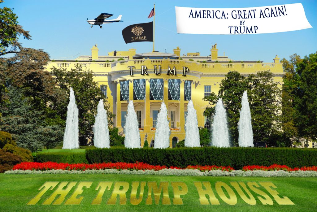 Trump For President Iphone Wallpaper What Would A Donald Trump White House Look Like Realtor