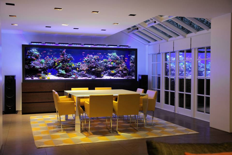 3d Cube Barcelona Live Wallpaper The 1 Million Aquarium Customized Fish Tanks As Home