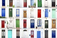 Your Front Door Color Reveals More About You Than You'd ...