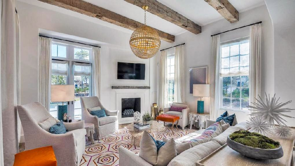 Going Bonkers for Bohemian Style 6 Cool Boho Homes realtor® - key west style home decor