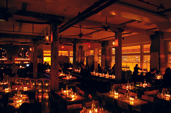 Multiuse Spaces Appeal to Guests - restaurant development + design