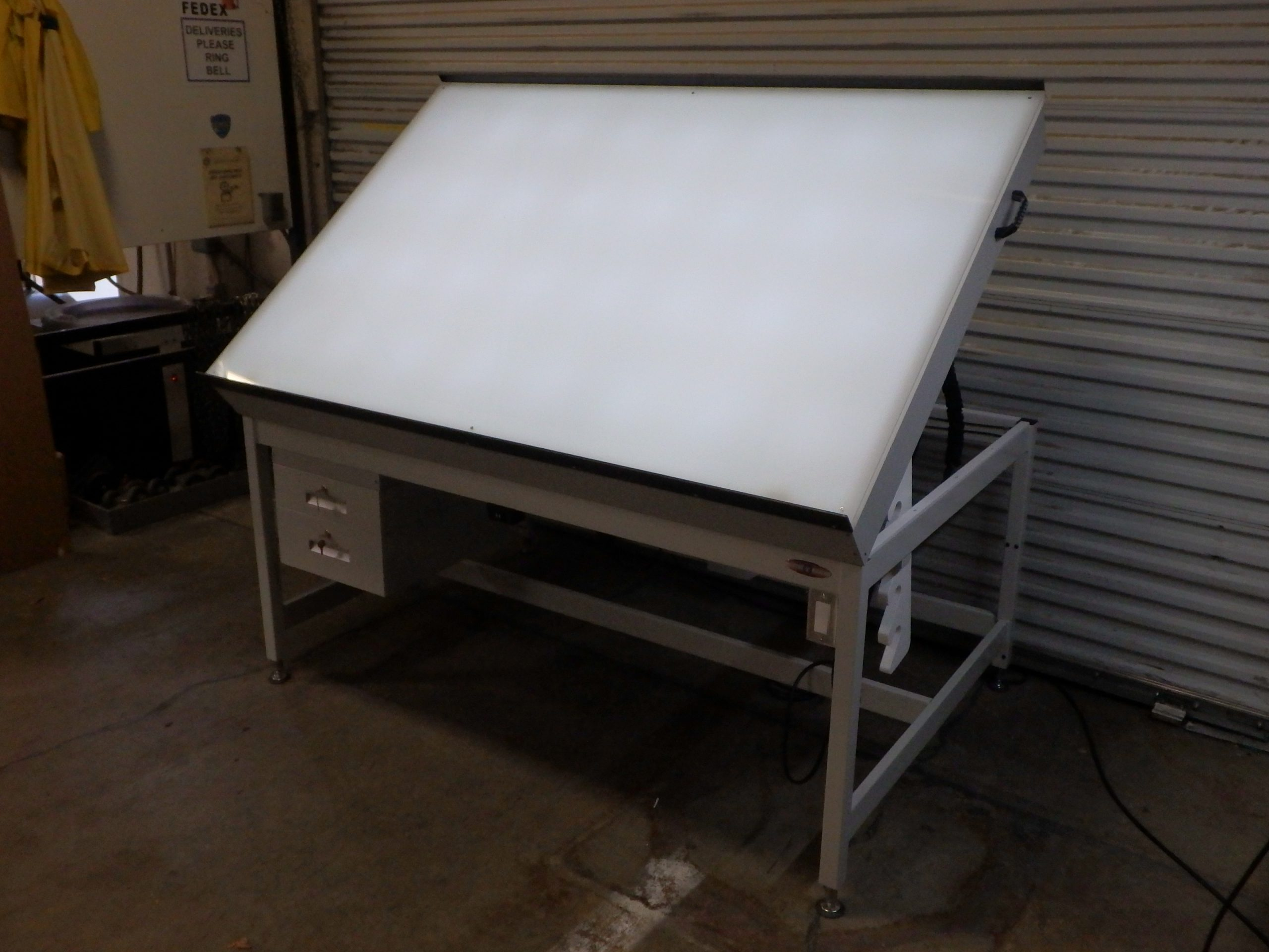 Light Tables Light Tables For Inspections Drawing Drafting Etc