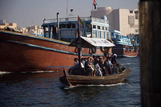 Dubai Old And New Coastal Traveler