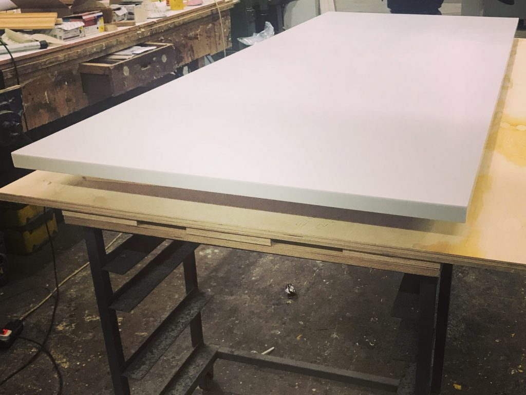 Solid Surface Fabrication Rd Shopfitting
