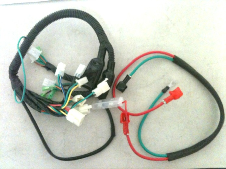 Crossfire 150r Go Kart Wiring Harness Wiring Diagram