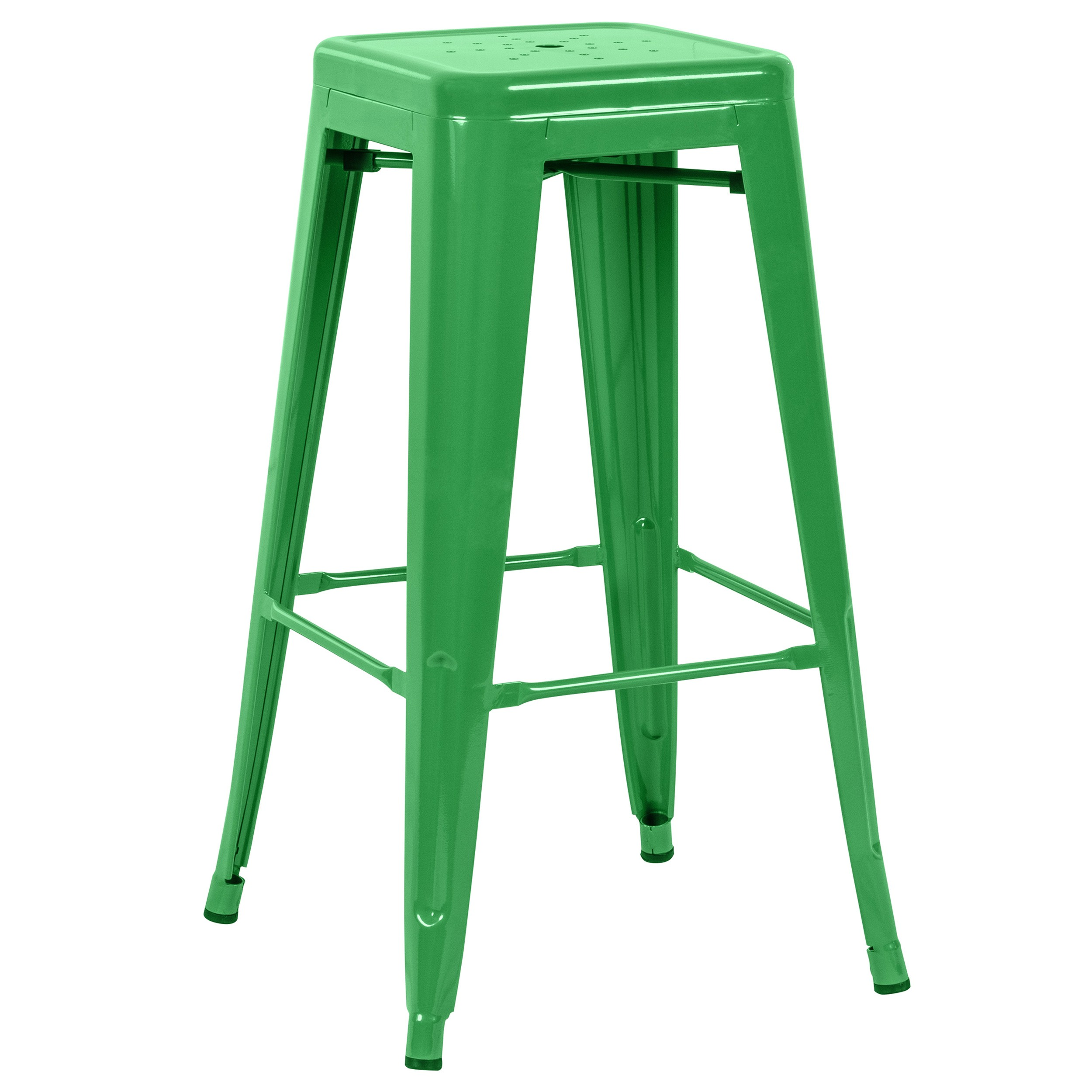Lot De 3 Tabourets Tabouret De Bar Indus Vert Lot De 2 Commandez Nos