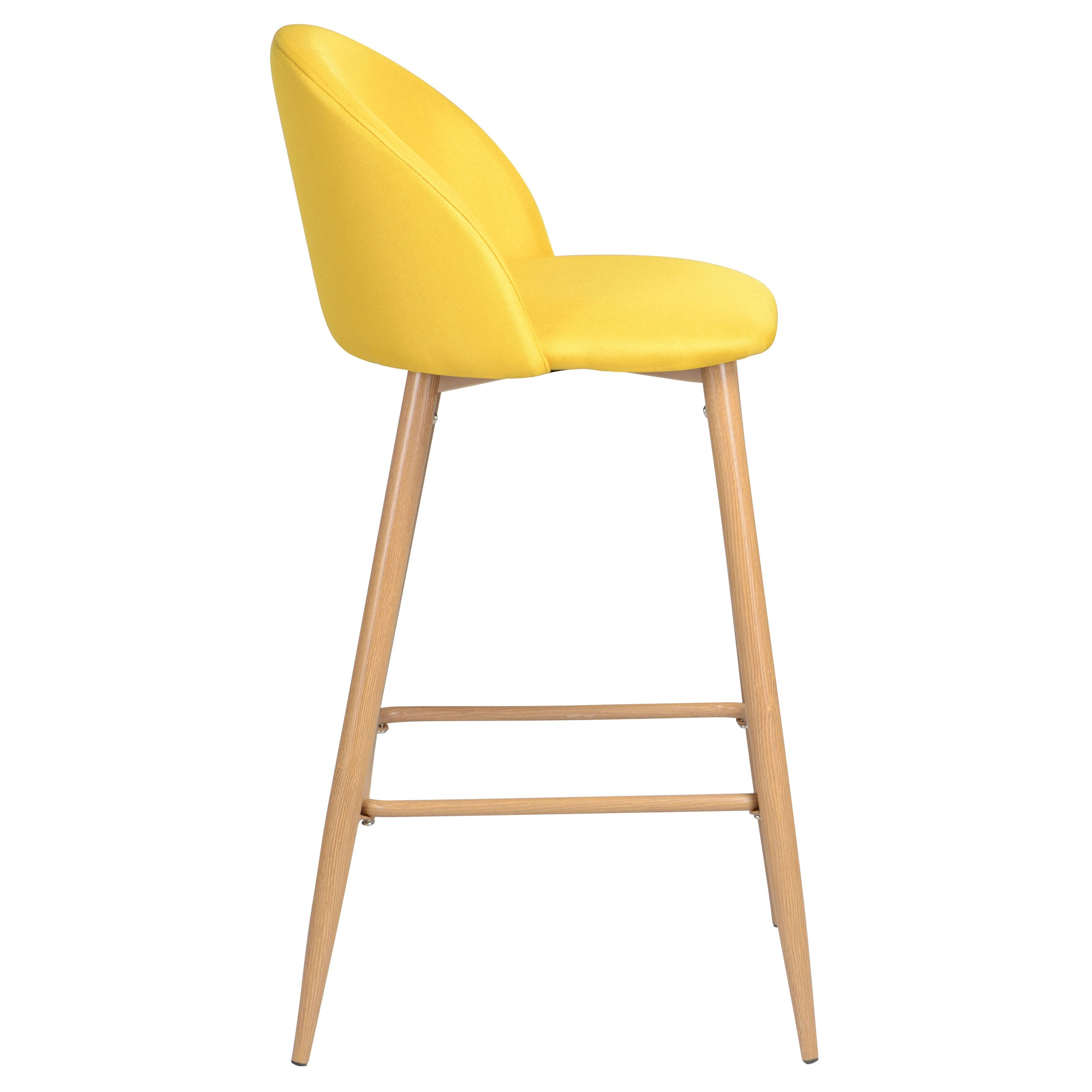 Lot Chaise De Bar Chaise De Bar Cozy Jaune Lot De 2 Choisissez Nos