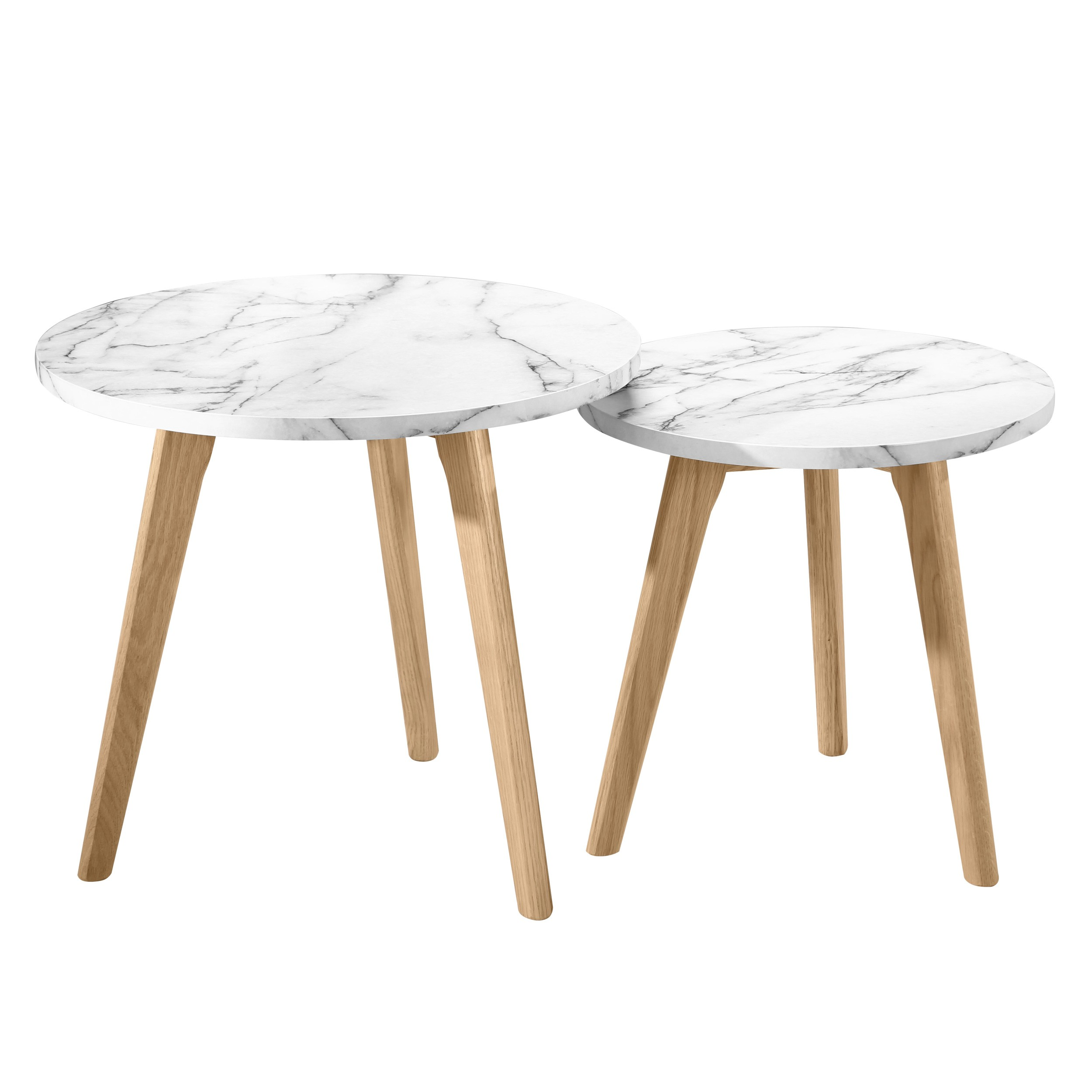 Table Ronde Basse Table Basse Miliboo Elegant Table Ronde Blanche Salle A