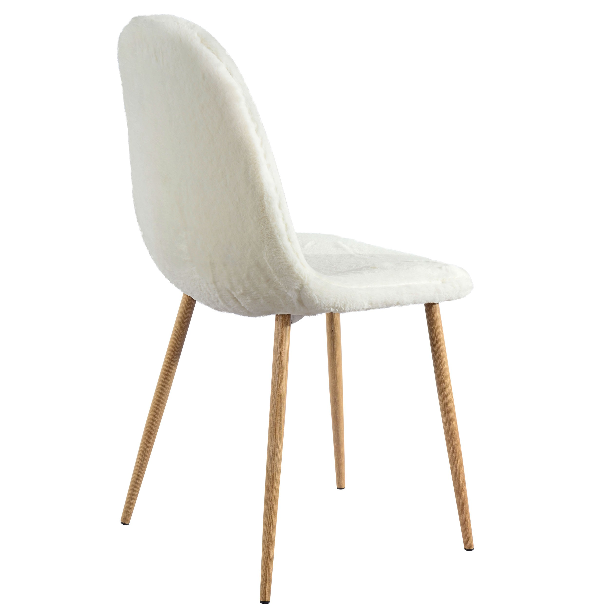 Chaises Scandinaves Blanches Amazon